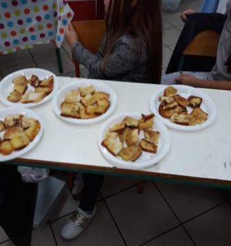Λουκούλλεια γεύματα στο 3ο Δημοτικό Σχολείο Ραφήνας